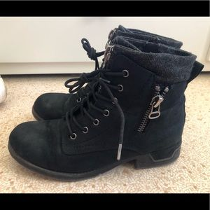 cfe66066af84e White Mountain Shoes | Brown Flyman Combat Boots | Poshmark
